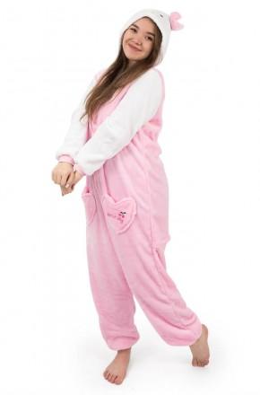 Кигуруми Hello Kitty розовый