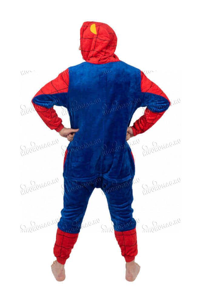 Кигуруми Человек паук / Спайдермен - 8