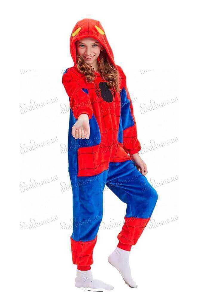 Кигуруми Человек-паук - 3