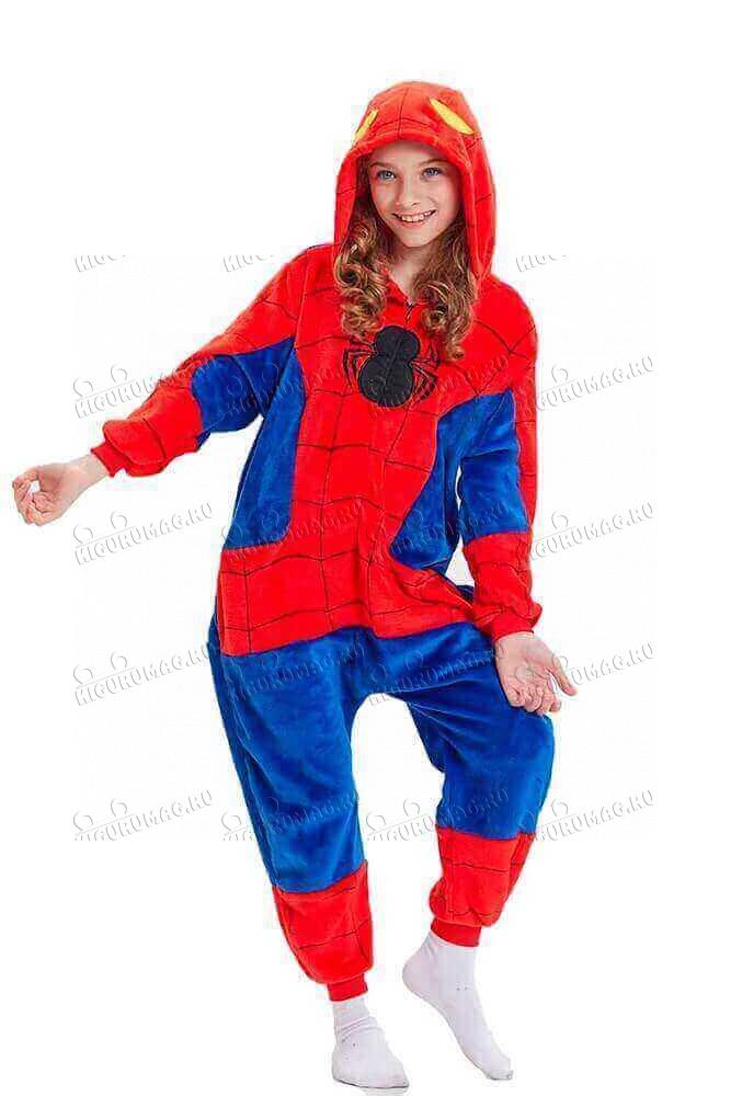 Кигуруми Человек-паук - 2