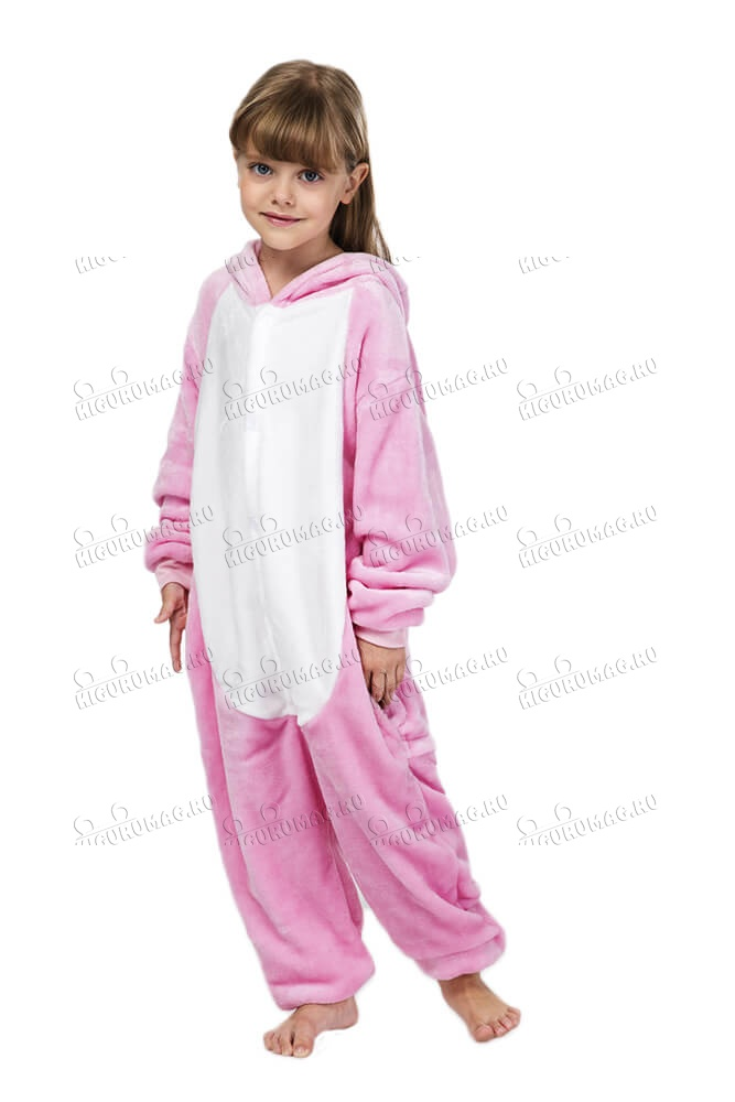 Кигуруми детский Свинка - 4