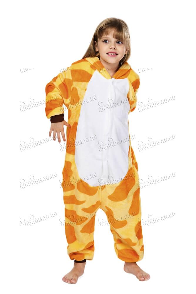 Кигуруми детский Жираф - 4
