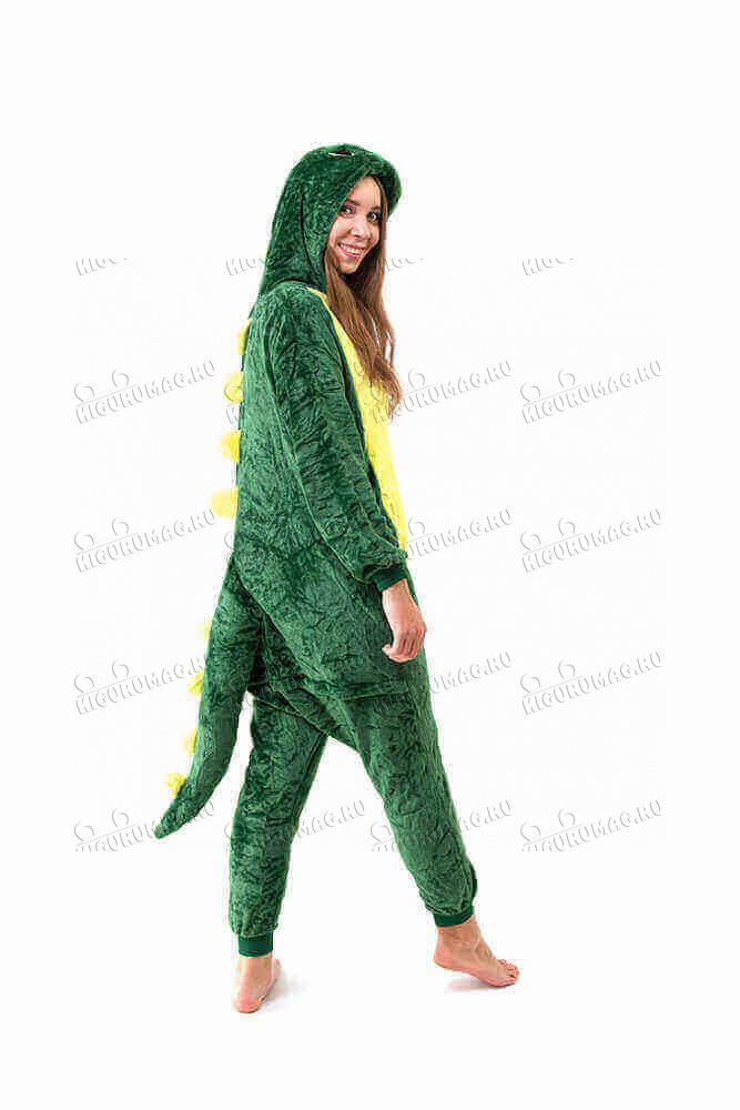 Кигуруми Динозаврик - 4