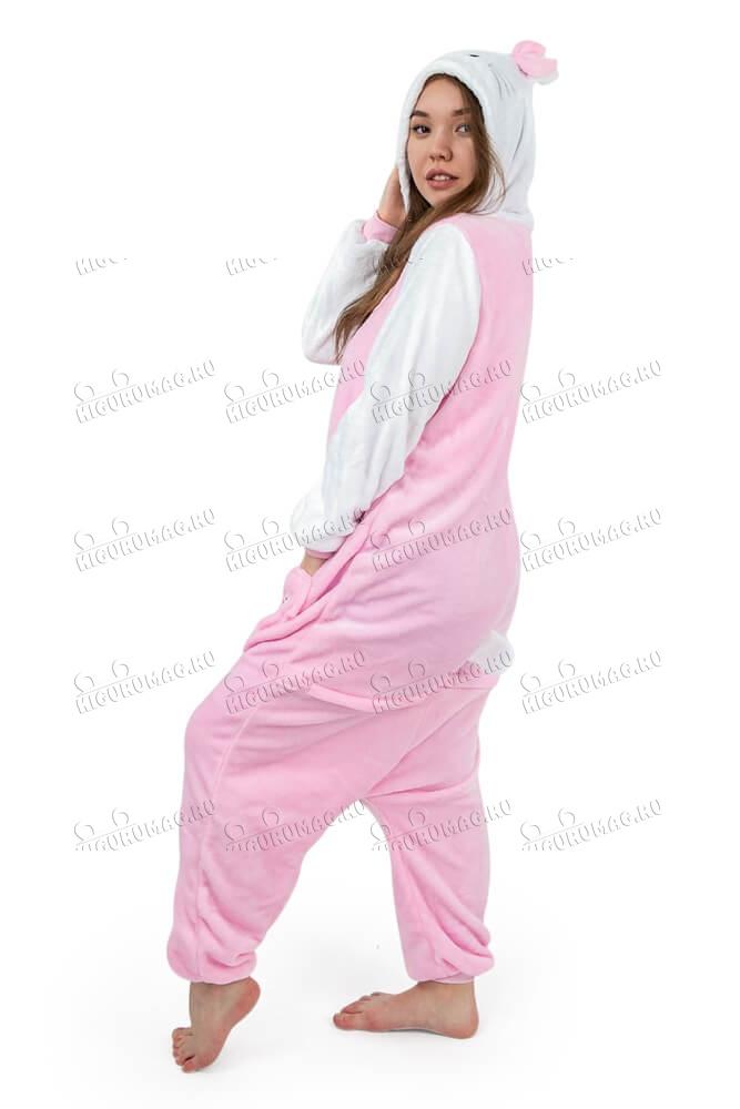 Кигуруми Hello Kitty розовый - 2