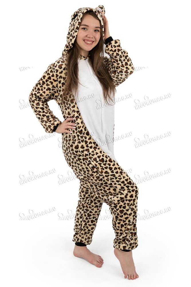 Кигуруми Леопард - 2