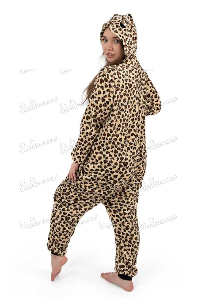 Кигуруми Леопард - 6