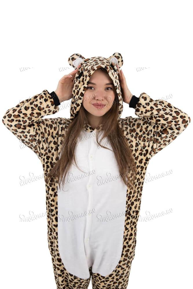Кигуруми Леопард - 4