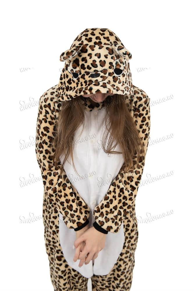 Кигуруми Леопард - 7