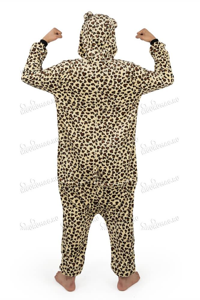 Кигуруми Леопард - 11