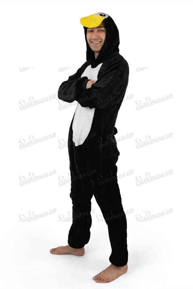 Кигуруми Пингвин - 4