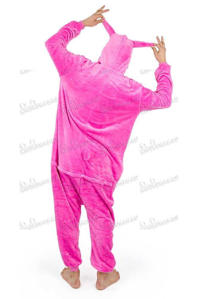 Кигуруми Розовый Стич - 11