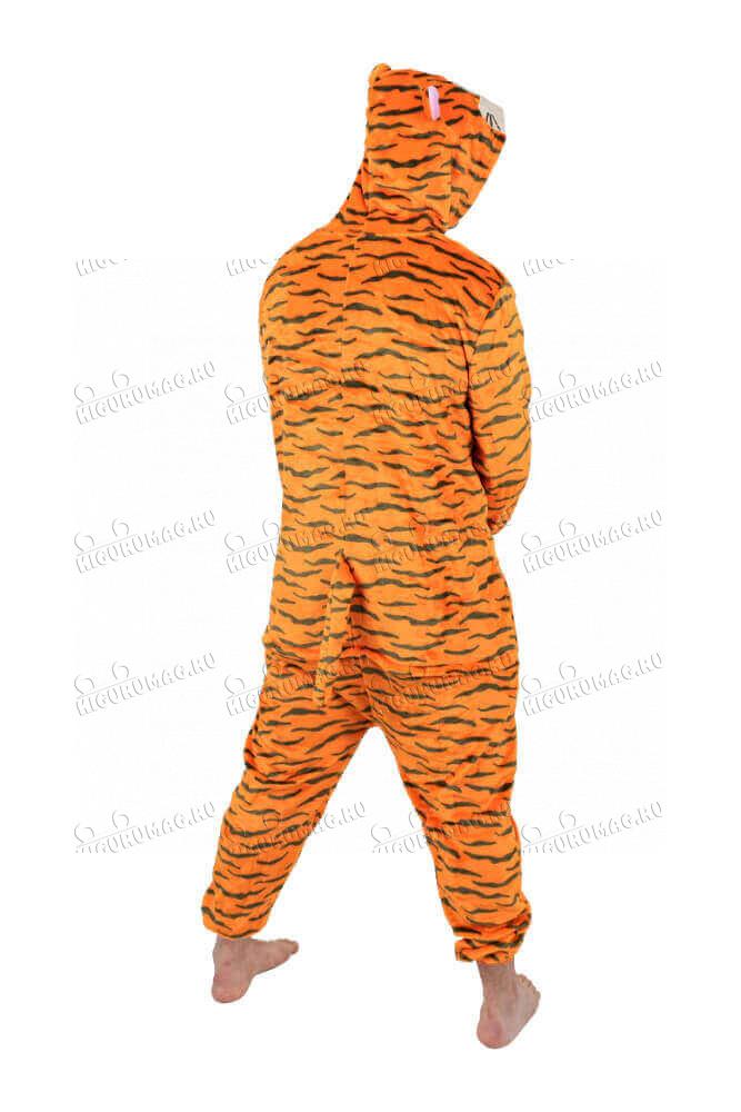 Кигуруми Тигр - 5